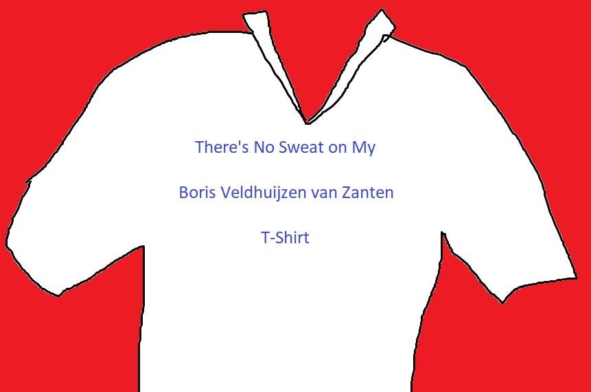Boris Veldhuijzen van Zanten T-Shirt