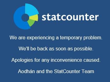 Statcounter Down