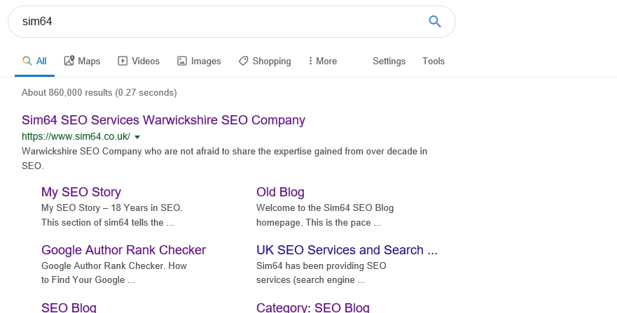 Stylish New Look for Google Search