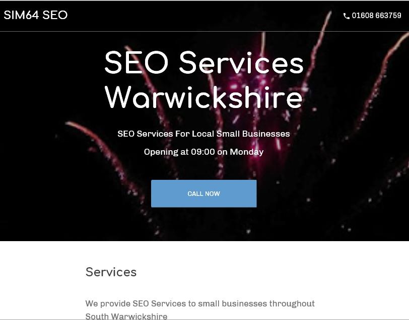 Sim64 SEO Services